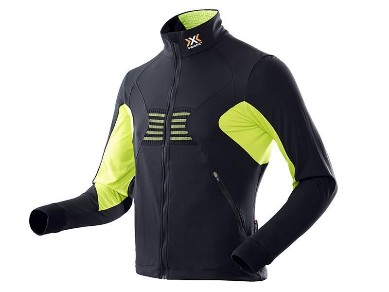 Bluza termoaktywna z pełnym zamkiem X-Bionic Racoon Full Zip Man B202 2019 najlepsza cena