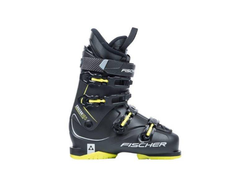 Buty Fischer Cruzar X 8.5 Black/Black/Yellow TMS U30017 2018 najlepsza cena