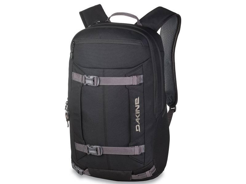 Plecak Dakine Mission Pro 25L Black F/W 2018 najlepsza cena