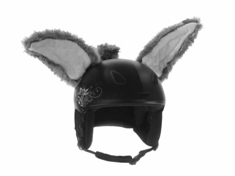 Akcesoria na kask - uszy i ogon - Ski Fix - Rabbit ST 2018 najlepsza cena
