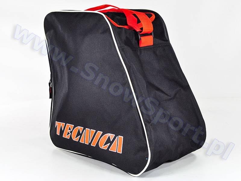 Pokrowiec na buty Tecnica Skiboot Bag Black Orange 2018 najlepsza cena