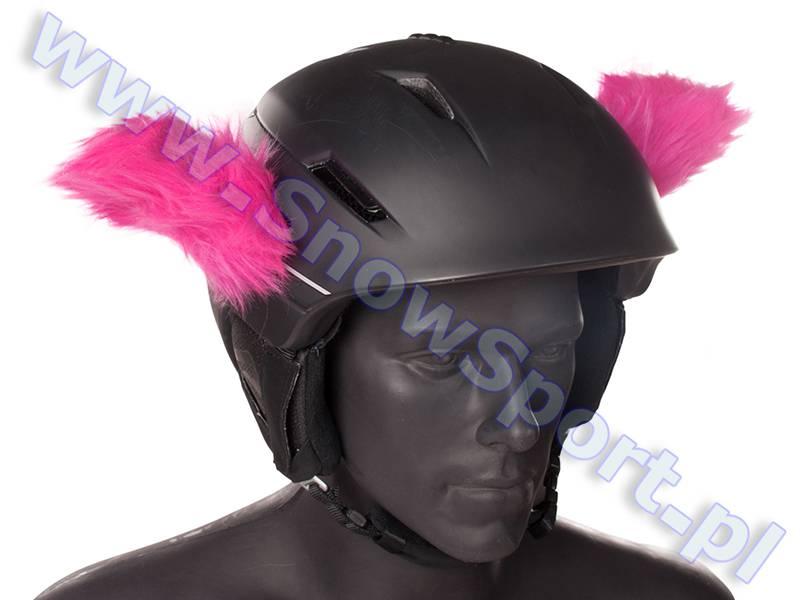 Naklejane uszy na kask - Ski Fix - Coala Pink 2018 najlepsza cena