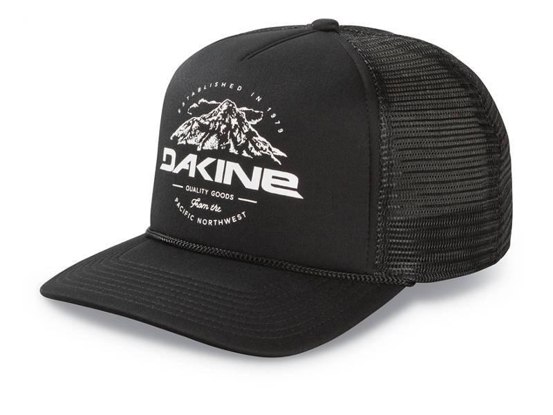 Czapka z daszkiem Dakine MT Hood Trucker 2018 najlepsza cena