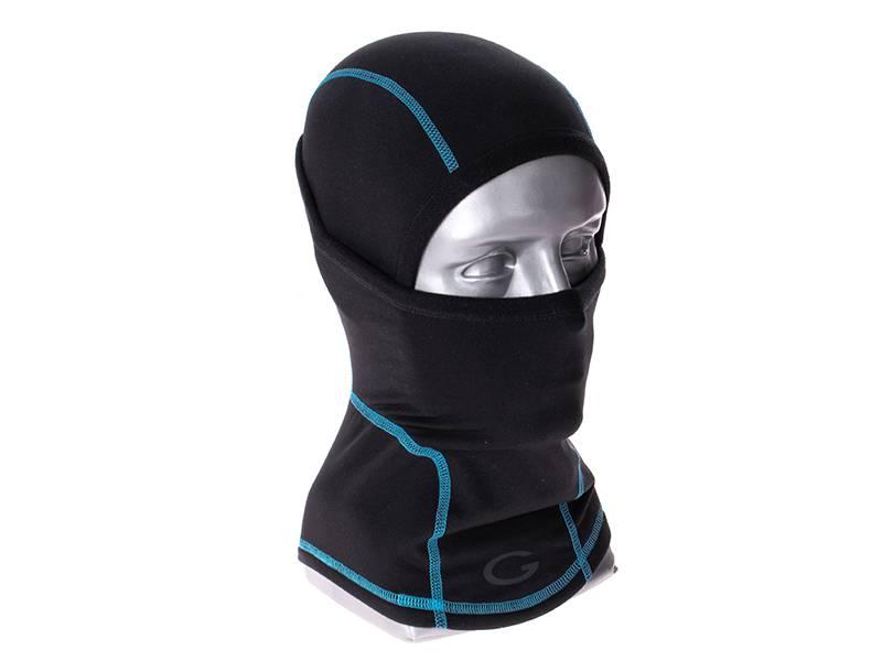 Balaclava Maska Kominiarka Gruca Black Blue 2016 najlepsza cena