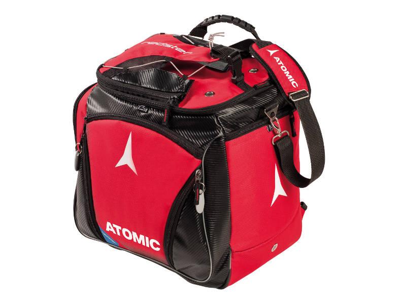 Torba Plecak pokrowiec na buty z systemem grzewczym Atomic Redster Heated BootBag zasilanie 12/220V 2019 najlepsza cena