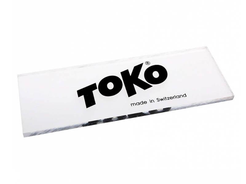 Cyklina  TOKO PLEXI 5mm BS (5543815) 2018 najlepsza cena