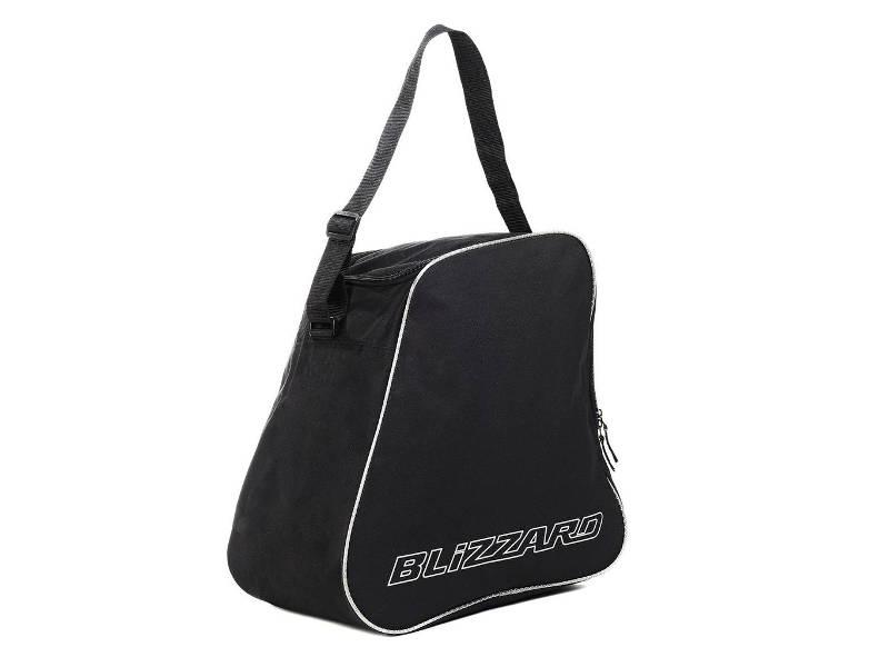 Pokrowiec na buty Blizzard Skiboot Bag Black/Silver 2019 najlepsza cena