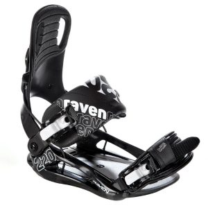 Wiązania Raven S220 Black 2019 najlepsza cena
