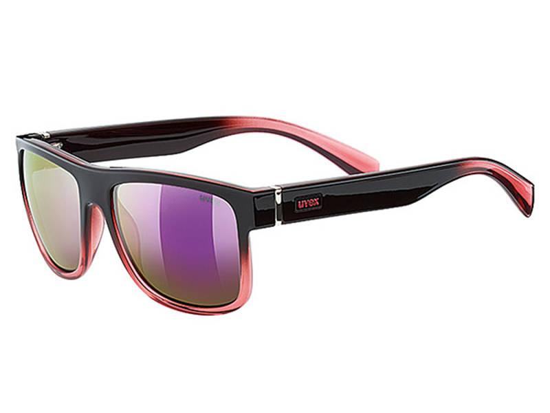 Okulary Uvex Lgl 21 Black Rose najlepsza cena