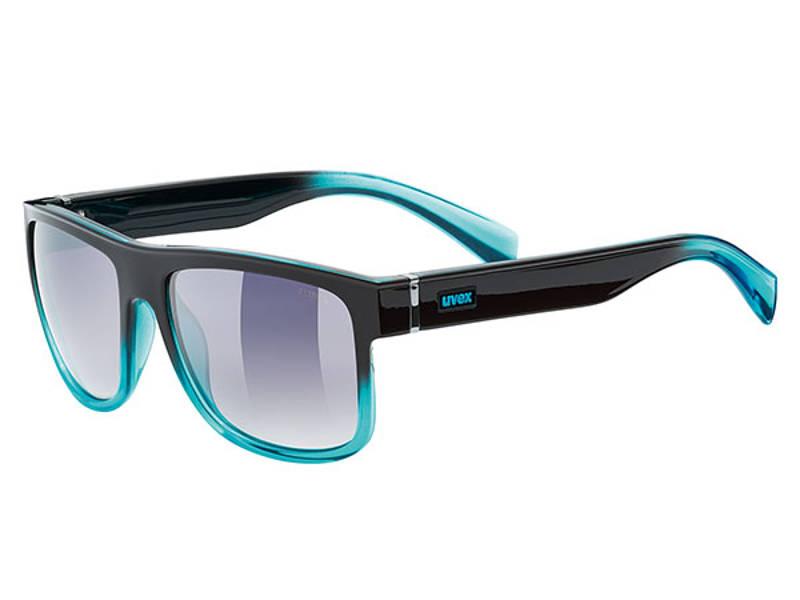 Okulary Uvex Lgl 21 Black Turquoise najlepsza cena