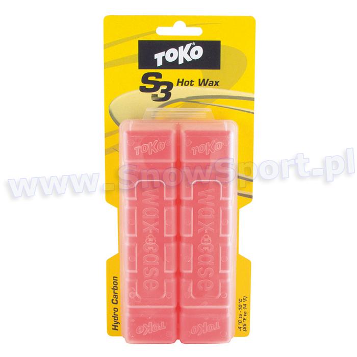 Gorący wosk TOKO Hot Wax (-4C do -10C) najlepsza cena