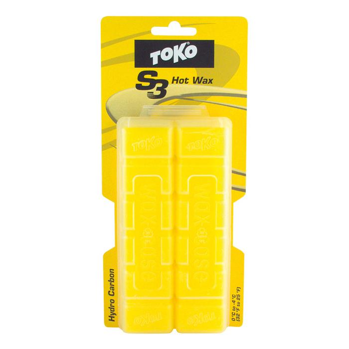 Gorący wosk TOKO Hot Wax (0C do -4C) najlepsza cena