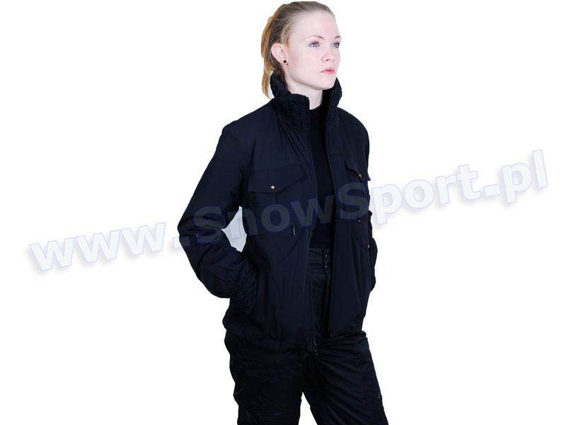 Kurtka narciarska Atomic Glamour Black najlepsza cena