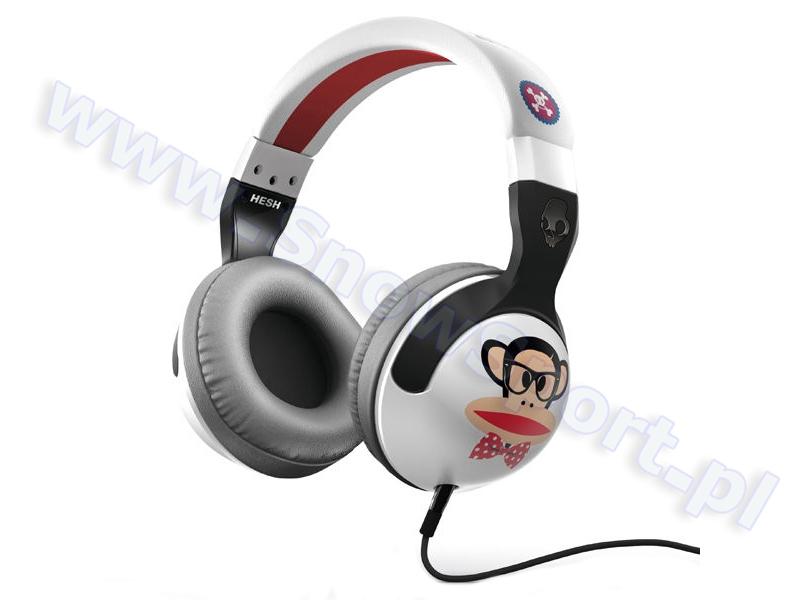Słuchawki SkullCandy HESH 2.0 Paul Frank Scholastic Julious  S6HSDZ-247 najlepsza cena