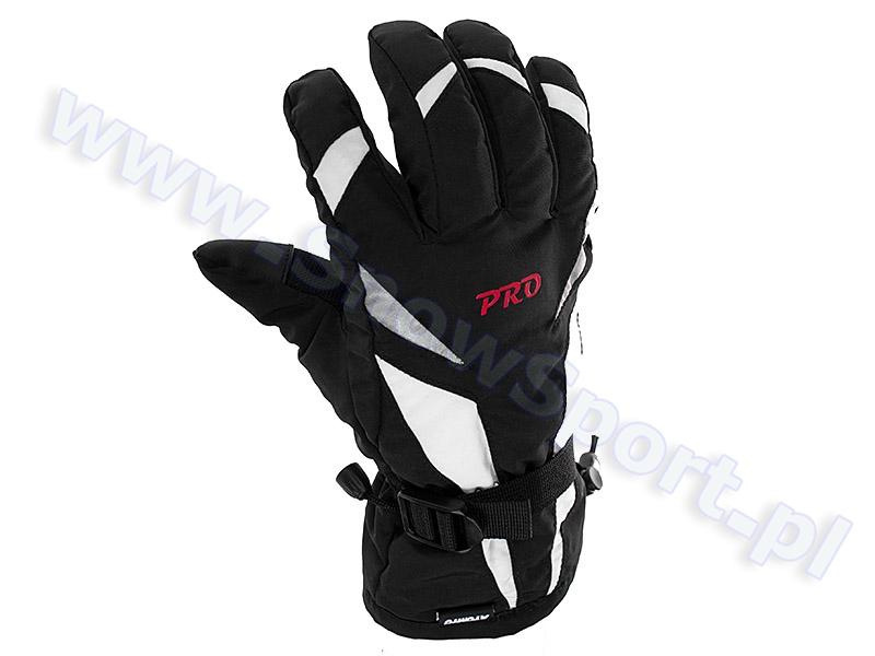 Rękawice Atomic Pro Black/White 2011 / 2012 najlepsza cena