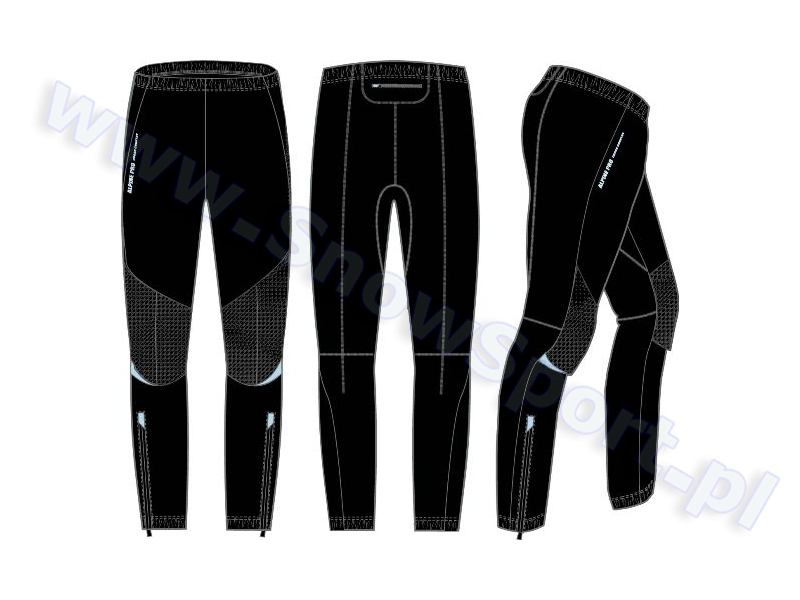 Spodnie Alpine Pro Makalu 990 najlepsza cena