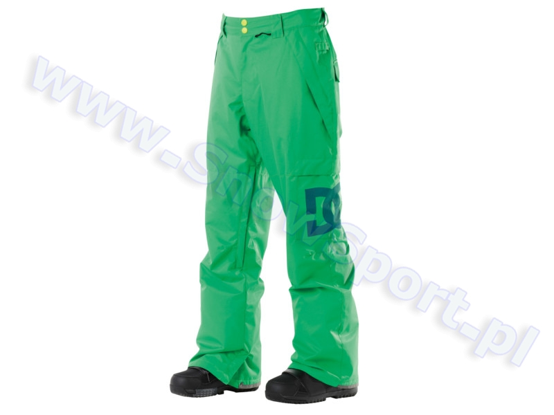 Spodnie DC Banshee Emerald 2013 najlepsza cena