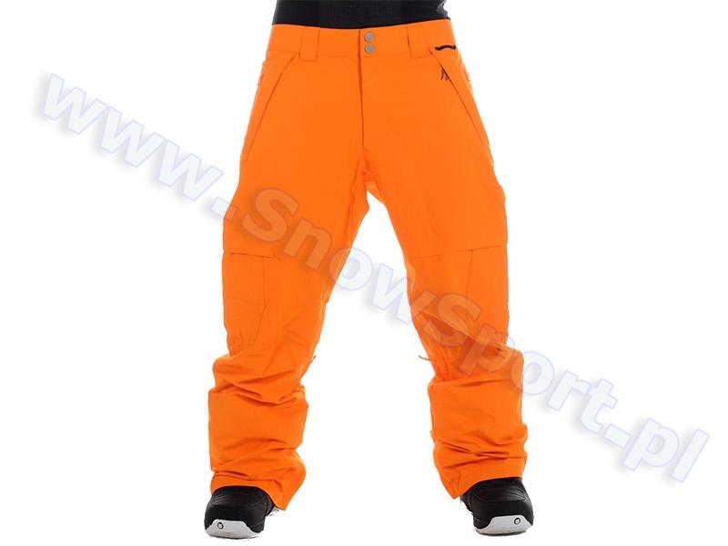 Spodnie DC Banshee Orange 2013 najlepsza cena