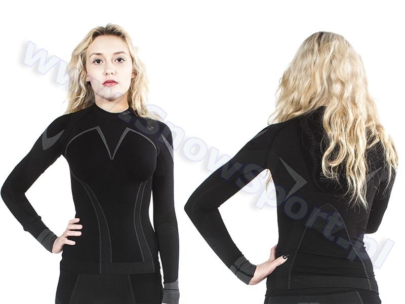Bluza Gatta Active Thermo Plus Jolly Black Grey 2016 najlepsza cena