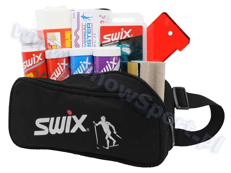 Zestaw smarów Swix do nart biegowych XC Wax Kit 9pcs P0035 2017 najlepsza cena