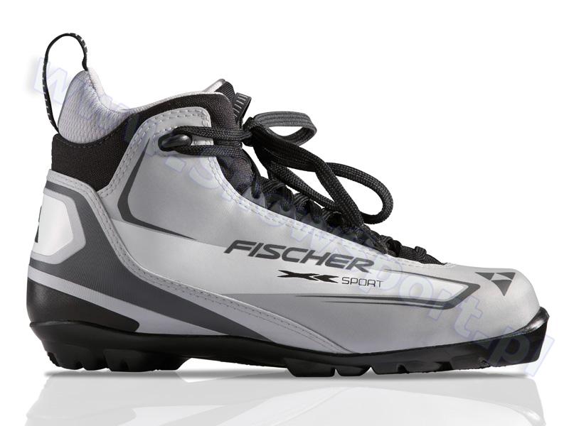 Buty Fischer XC Sport 2012 najlepsza cena