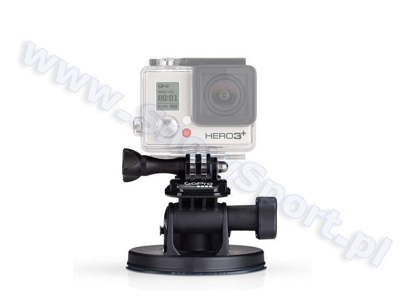 Uchwyt na przyssawkę do kamer GoPro Suction Cup Mount New (AUCMT-302) najlepsza cena