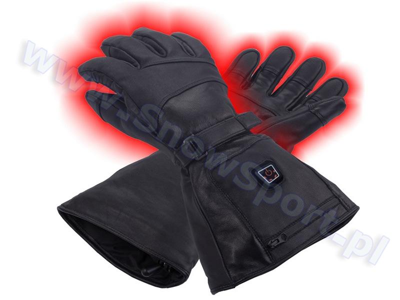Ogrzewane rękawice narciarskie Glovii GS5 najlepsza cena