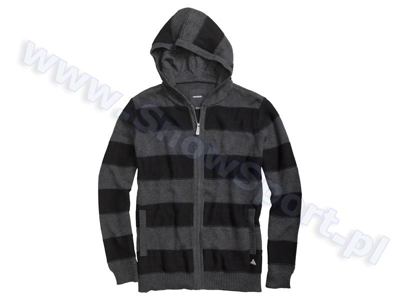 Swetr Burton Carver True Black 2013 najlepsza cena