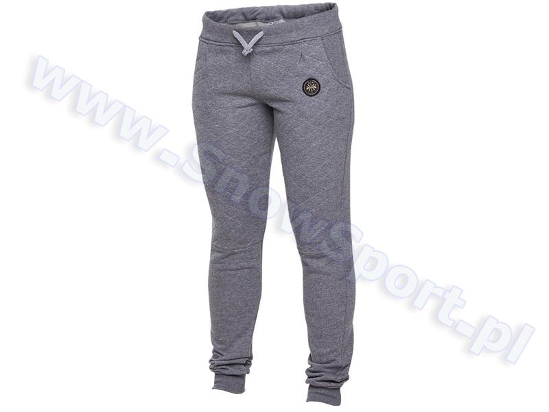 Spodnie dresowe damskie Majesty Highland sweatpants grey 2017 najlepsza cena