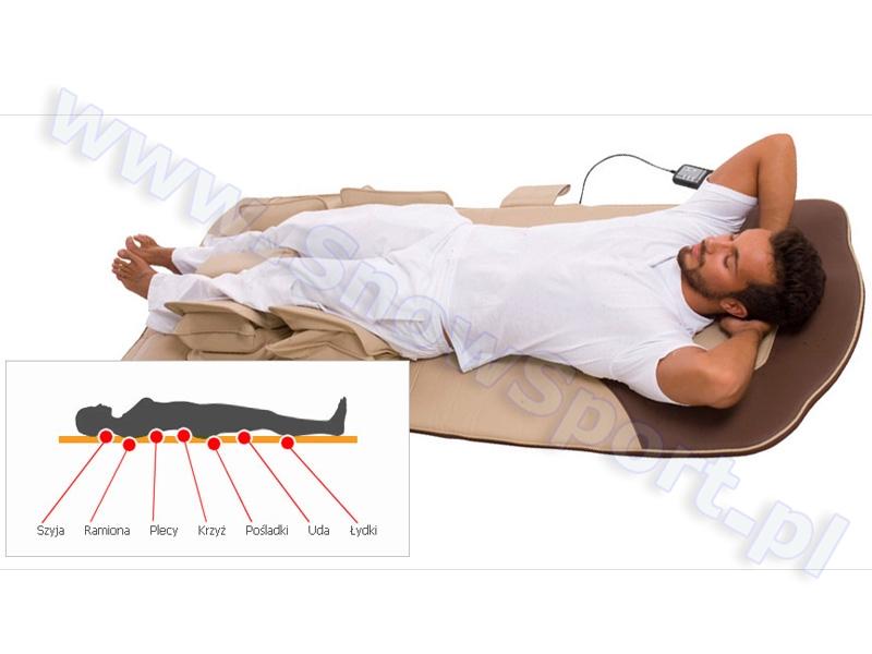Materac do masażu sportowego ST-LIFE 608 najlepsza cena