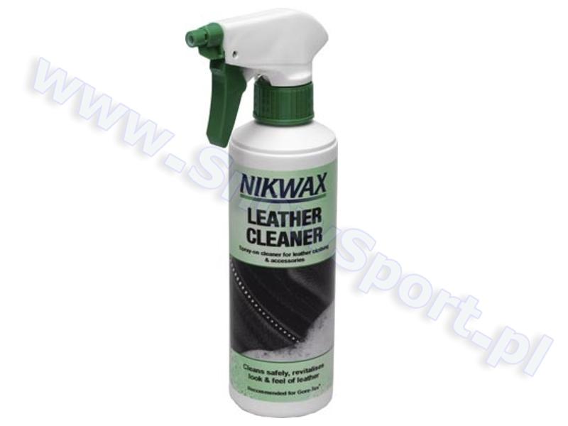 Impregnat do czyszczenia skóry Nikwax  Leather Cleaner  2012 najlepsza cena