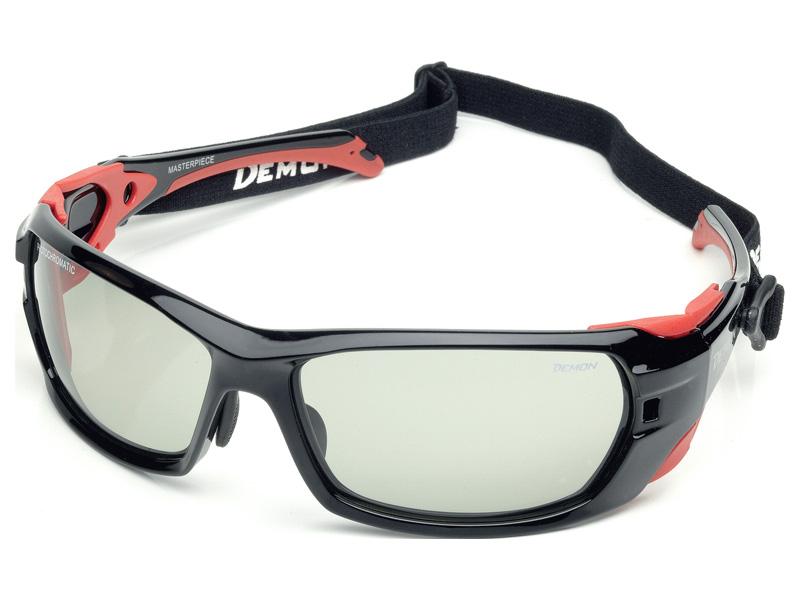 Okulary Demon Masterpiece Black najlepsza cena