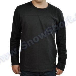 Koszulka Levis LS Football Shirt Jet Black SKATEBOARDING COLLECTION 2017 (22860-0001) najlepsza cena