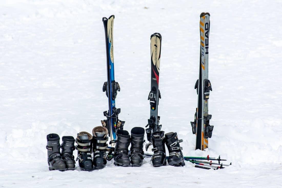 Konserwacja sprzętu narciarskiego