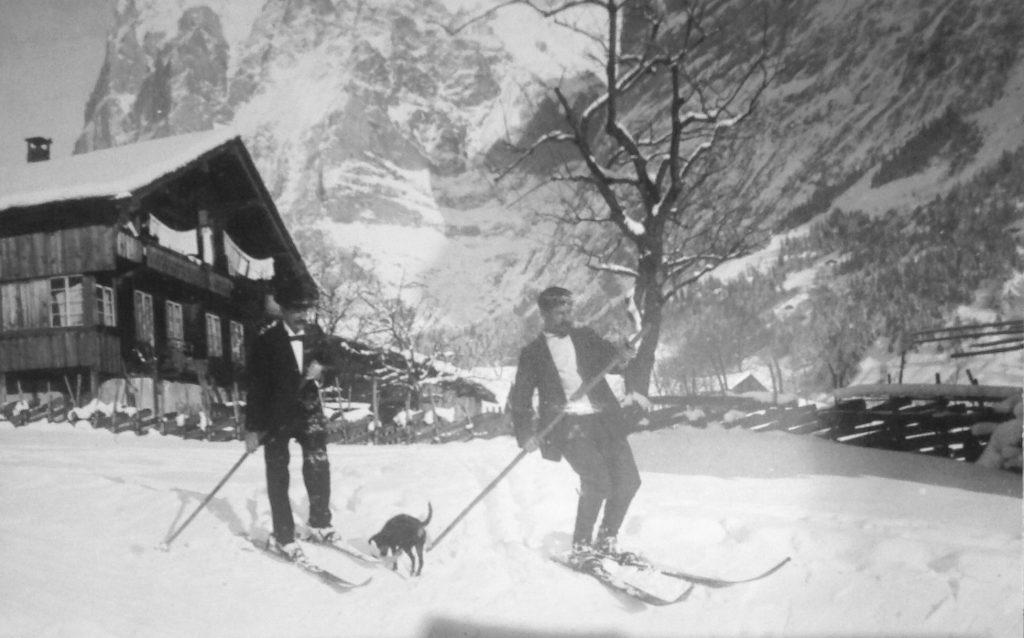 Historia narciarstwa zjazdowego
