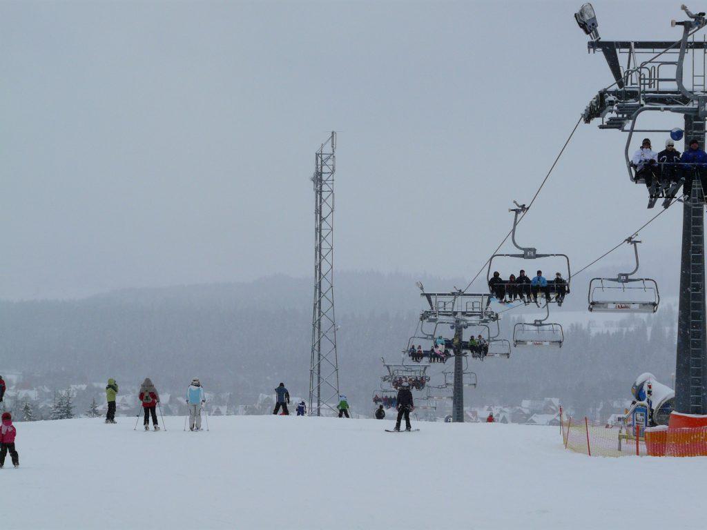 jaki stok narciarski